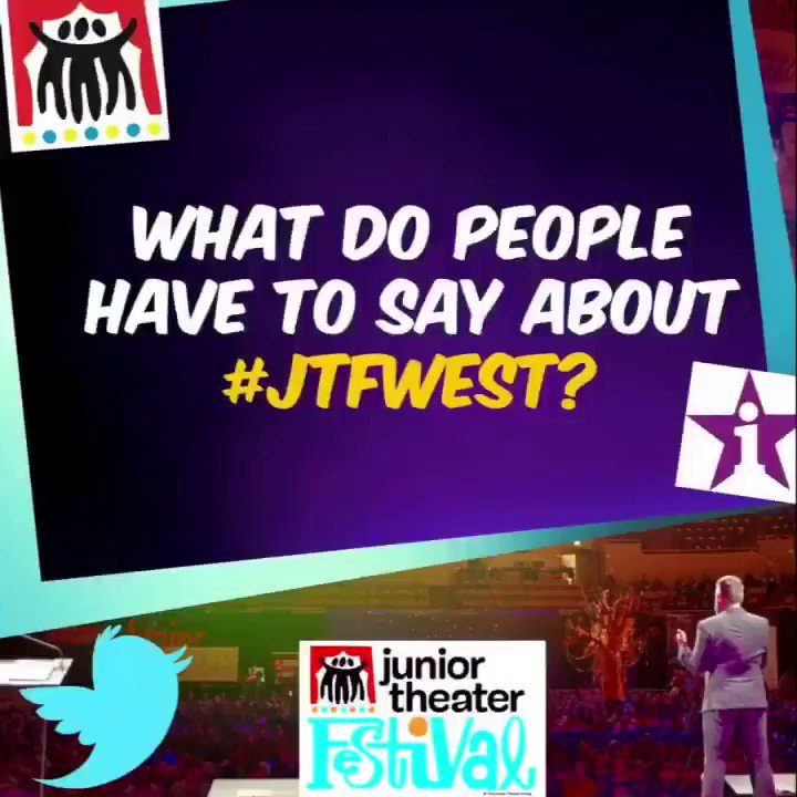 What do people have to say about the @iTheatrics @JTFestival West? #JTFWEST