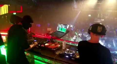 Rolling out the old school DnB vibes with my homie #ChrissyChris a few weeks back was DOPE! https://t.co/smsyvK4vU8