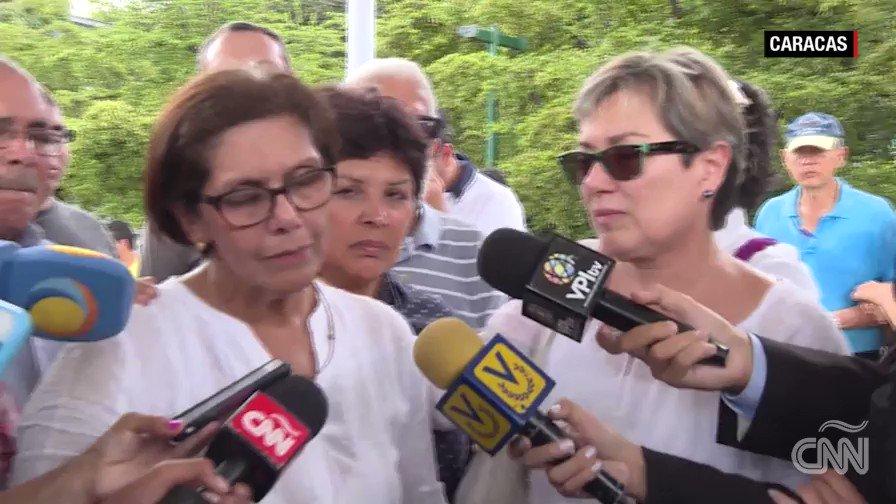 Madre de Miguel Castillo: Los que están matando no son otra cosa que jóvenes venezolanos https://t.co/xFjKImoieH https://t.co/4vfSbthZs3