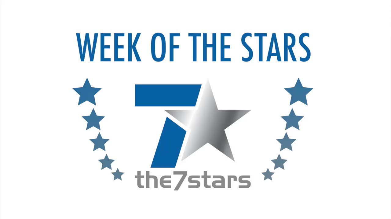 It's been a slam dunk week #weekofthestars 🏀🌟🏆 https://t.co/ULX62lwVPk