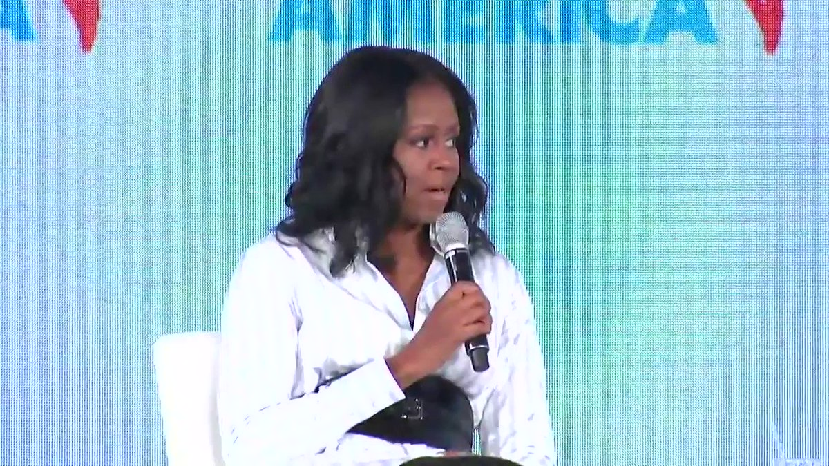 First Lady Michelle Obama: First of her name and giver of zero f**ks.