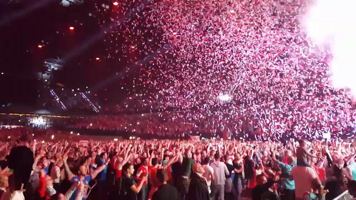 .@Feyenoord kampioen! #Ahoy viert feest! #feyher https://t.co/6d2pf3xGOV