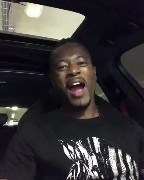 Patrice Evra\s birthday update needs to be watched  Happy Monday!