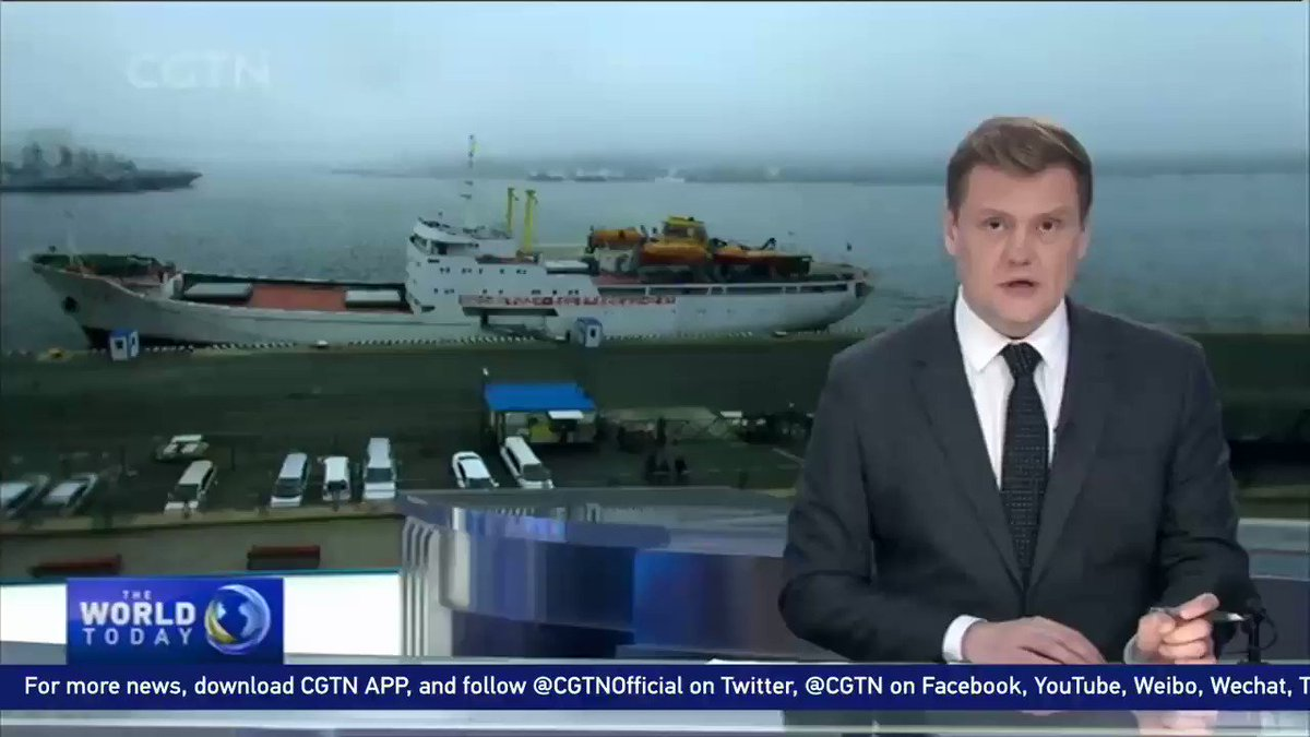 A cargo and passenger ferry service linking Russia and North Korea has been launched