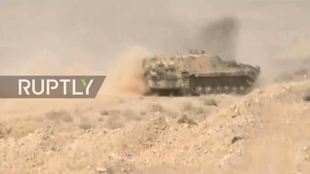 Syrian forces seen in al-Tanf outskirts day after US strike