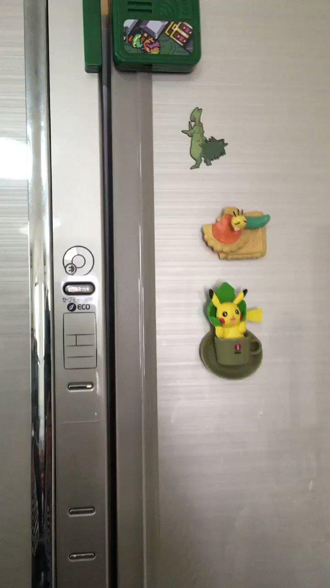 冷蔵庫を開ける度に謎が解けていく(ゼルダ一番くじD賞)