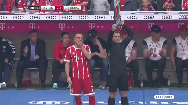A touching farewell for Xabi Alonso as he leaves the field for the final time