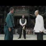 映画SPIRITのジェット・リーvs中村獅童がとっても良い。三節棍と日本刀ってのがまた良い。 pic…