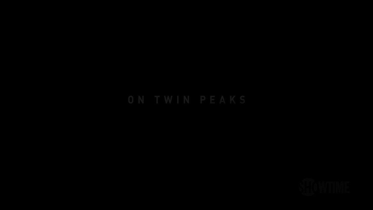 27 years later, we've returned to #twinpeaks.   Catch up on parts 1 an...