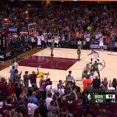 Those Kyrie handles though. 👌 #SCtop10