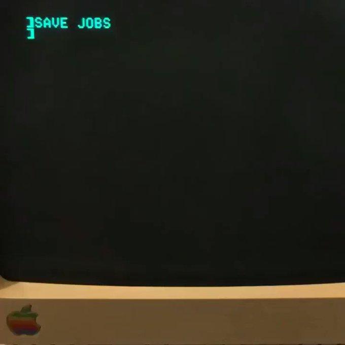 Happy birthday, Steve Jobs.
