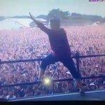 RT @uk_rhythm: ロッキンはこんな感じです。この人の海が一斉にウルトラソウル\ハイ!/を...