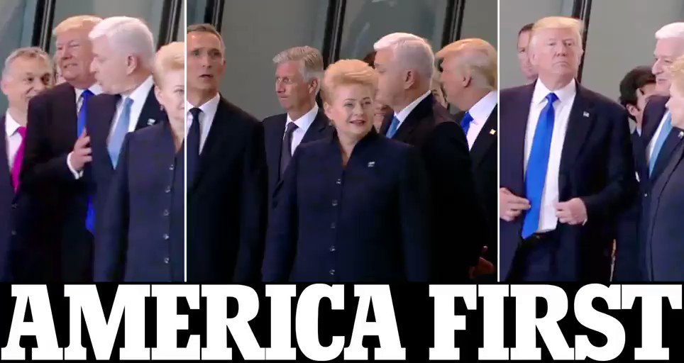 🇺🇸AMERICA 🇺🇸LEADS From The FRONT, Bizzles!! Like A BOSS💪🏻