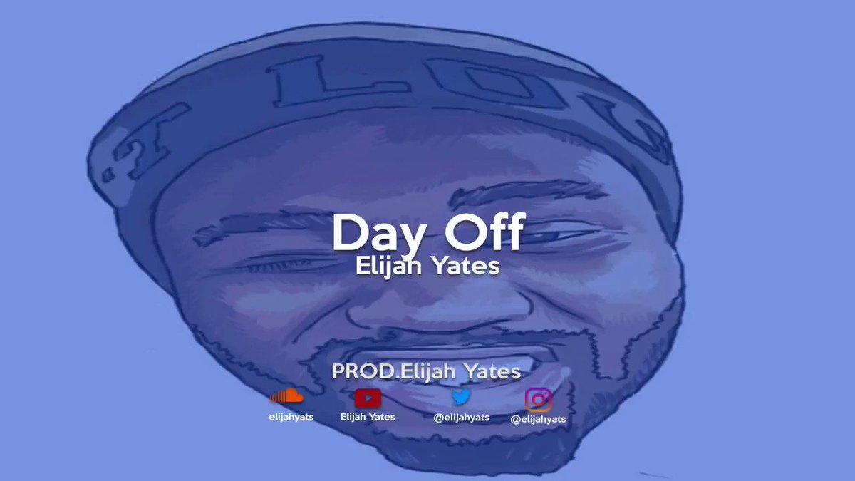 Day off(Prod. Elijah Yates) Watch the full video youtube.com/watch?v=uNt1FW…