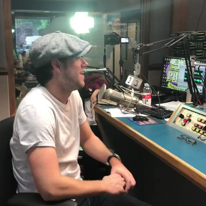 .@NiallOfficial talks about why it's important for him to play @ArianaGrande #Manchester benefit show https://t.co/hqN0MsI5MF