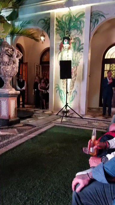 Congrats DaveSlick on winning best male cam model #xbiz #miami #versacemansion https://t.co/z2PZA0Ge