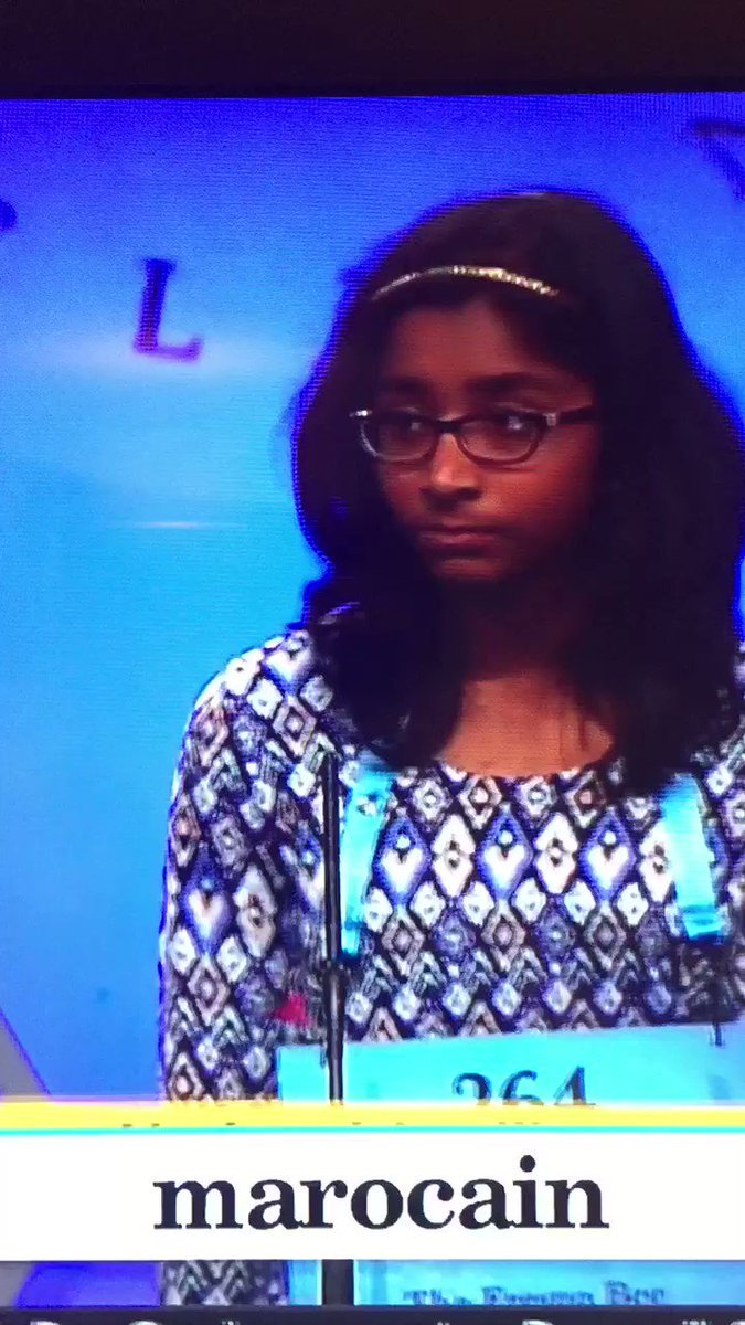 when you won the spelling bee but the planet is doomed https://t.co/N9DFJGVs7J