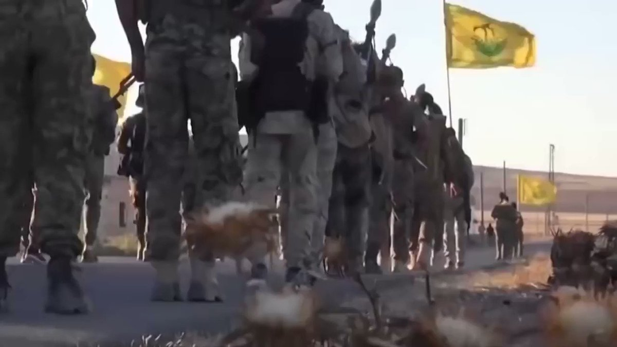 #Video || #Syria   >> Assad's Foreign Shia Militia  ����>> https://t.co/nhJReY3dnH https://t.co/o1y8dIpEJd