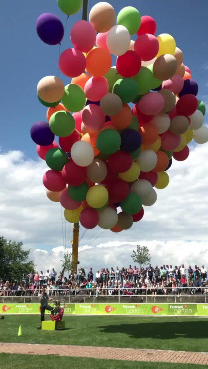 99 Luftballons Fernsehgarten ZDF