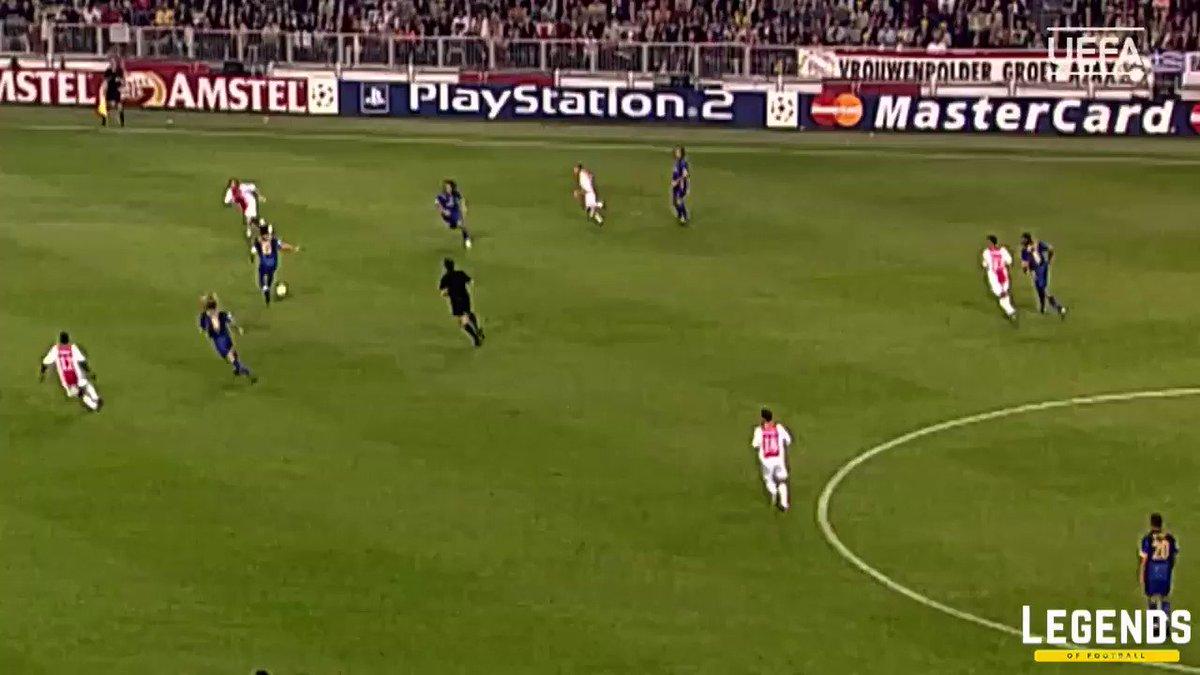 Tarek Khatib's photo on Ajax vs Juventus