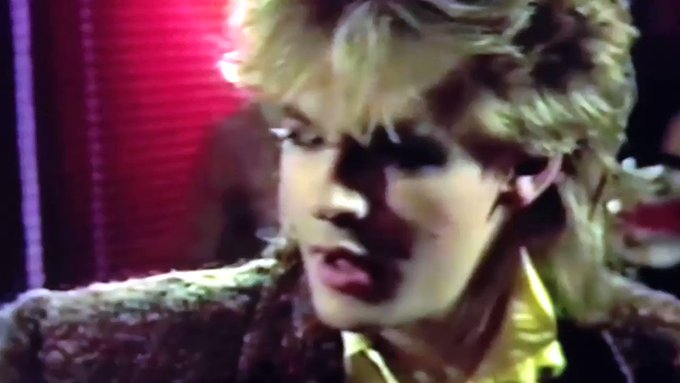 Nick Rhodes Interview With Paula Yates. Happy Birthday Nick!