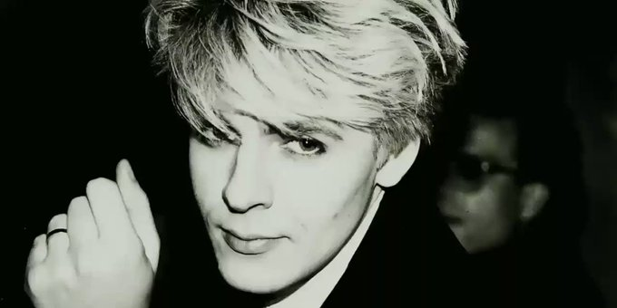 Happy Birthday Nick Rhodes!  Thanks for your music