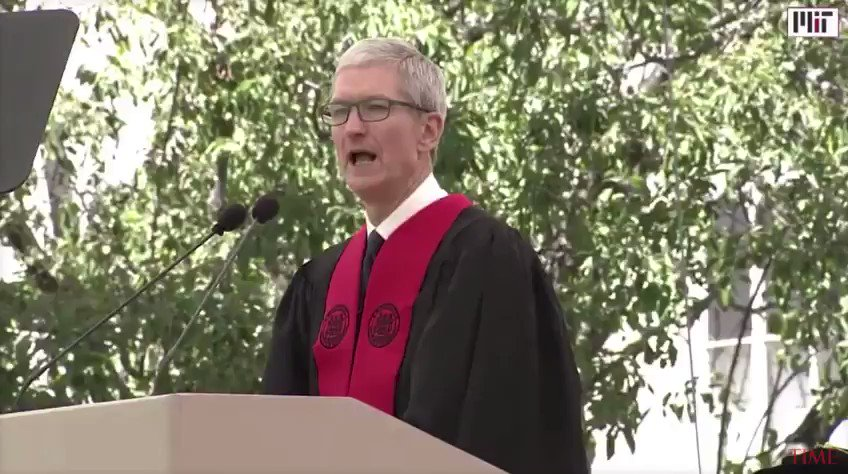 Tim Cook 'Reveals' Who Is Really Behind Donald Trump's Late Night Tweets