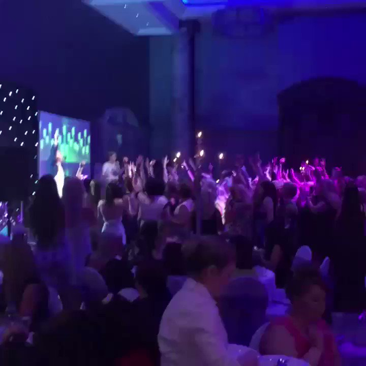 Had the best time performing at #LetsLunch with @GCH_Charity! Proud to support such a fantastic cause🎤❤️ https://t.co/6uiMouNDlM