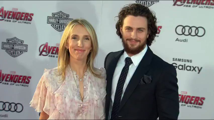 Wishing a Happy 27th Birthday to Aaron Taylor-Johnson!