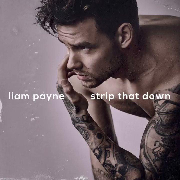 I stripped down #StripThatDown for you 🙏❤️️ liamp.co/StripAcousticFP