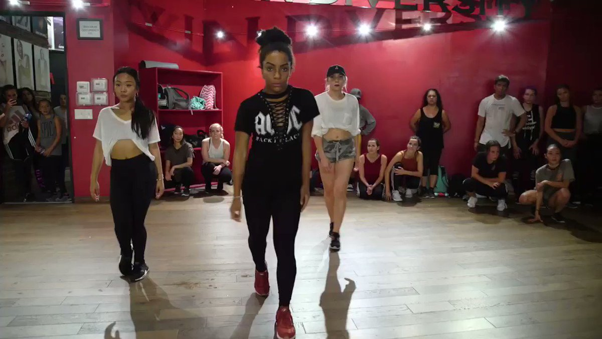 Check out my new choreography to Crying In The Club