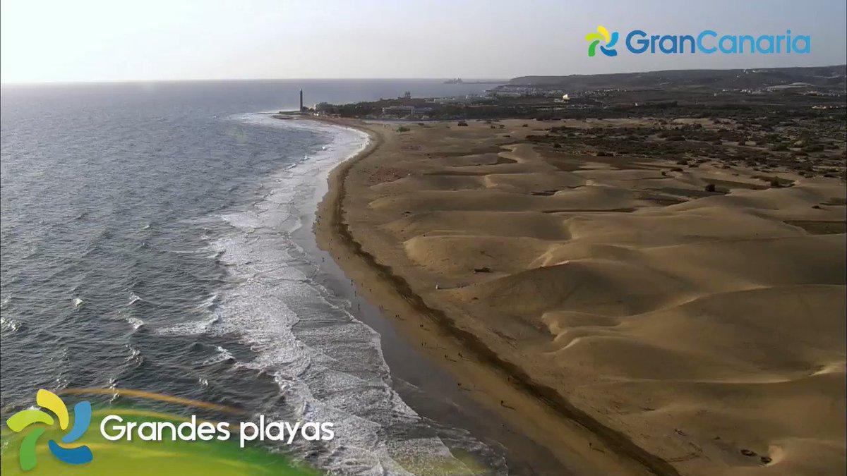 #GranCanaria dispone del clima perfecto para practicar la felicidad extrema #GranDestino https://t.co/oa2iYJvn3f