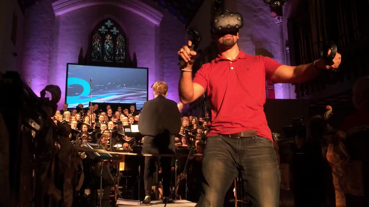 Watch This Choir Go Viral with the Help of VR
