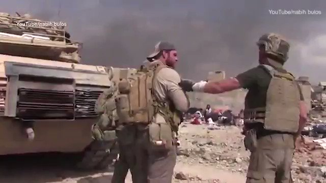 HERO  US Special Forces operator turned aid-worker runs through ISIS gunfire to save child. God bless David Eubank https://t.co/N7gUMryxlN