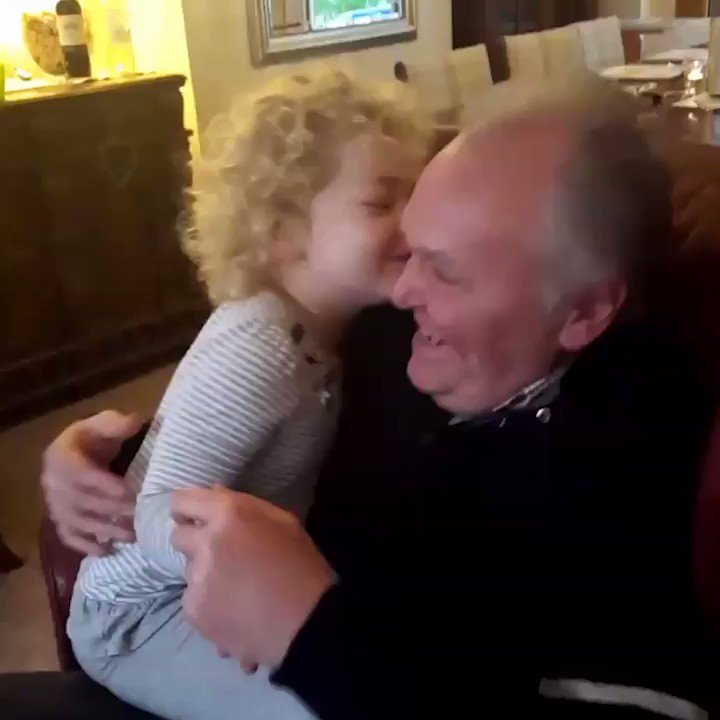 The story of Ray and his family is one of the most heartwarming you will hear this #FathersDay ❤   Please share this video and make sure you check out more of their wonderful posts on Instagram: https://t.co/AqKLxTlDMP
