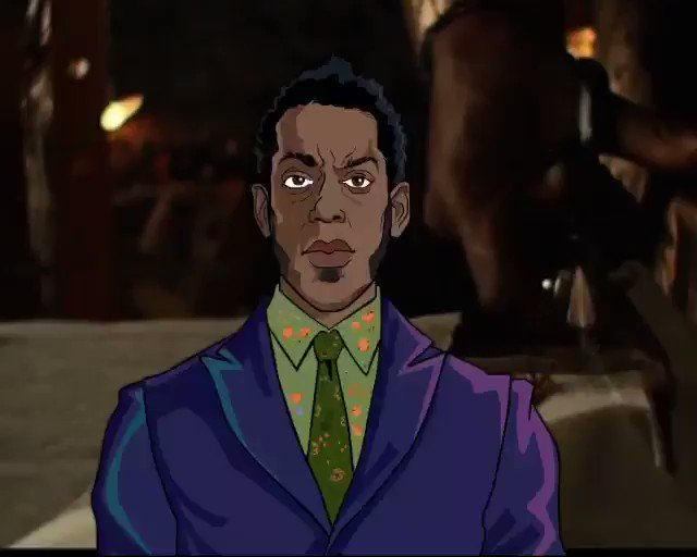 😂🙌🏾RT @TheOrlandoJones: If Mr. Nancy wore Spider-Man meggings you'd never look at my face. #americangods #Gawds https://t.co/y0G5KWG2yL
