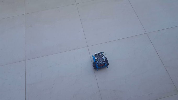 Mbot mobile robot tutorial
