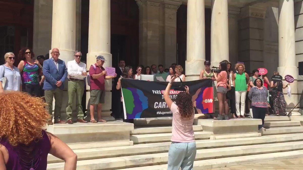 #19JALERTAFEMINISTA #Cartagena #19Alerta...