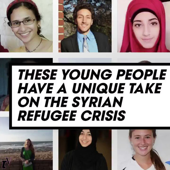 These young people have a message for Donald Trump #WorldRefugeeDay ht...