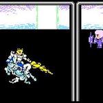 FGOの神戦闘曲「Grand Battle」のファミコン風を作って、こうこうこんな画を想像してるんだ…