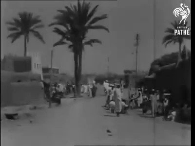 Kano City in the 1940s during the colonial period. https://t.co/iqILD1...