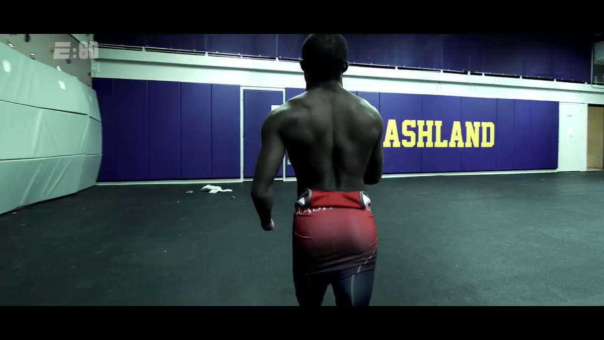 Honored to narrate this story for my brother in wrestling, check it out this Sunday!!  https://t.co/yVHonx2GoG