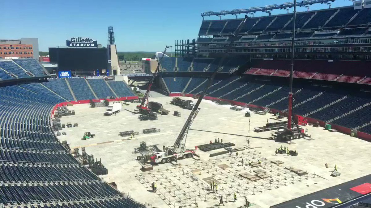 If you build it...  #U2TheJoshuaTree2017 https://t.co/ND0dJqWgVz
