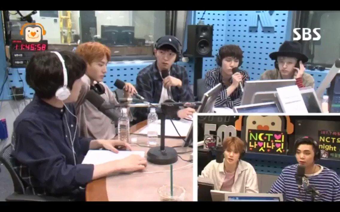 🐻: I like 'Park Leader' the most🦊: 'Bang Leader'🐻: Not 'Bang' it's 'Park'🦊: 'Bang'🐻: 'PARK' !!!🦊: B-A-N-G bang~!🐻: P-A-R-K