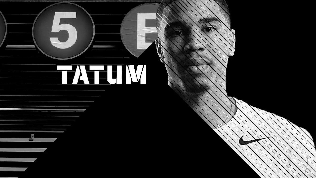 No luck needed.  The Celtics get their man in Duke's Jayson Tatum at N...