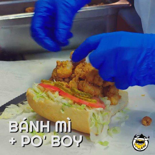 How New Orleans Birthed a Vietnamese Po 'Boy Movement: https://t.co/A221hfrt3L  #FoodGrails