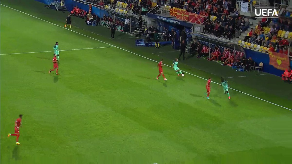 Another game, another classy finish from Bruma 🇵🇹😍  👉 https://t.co/bTR...