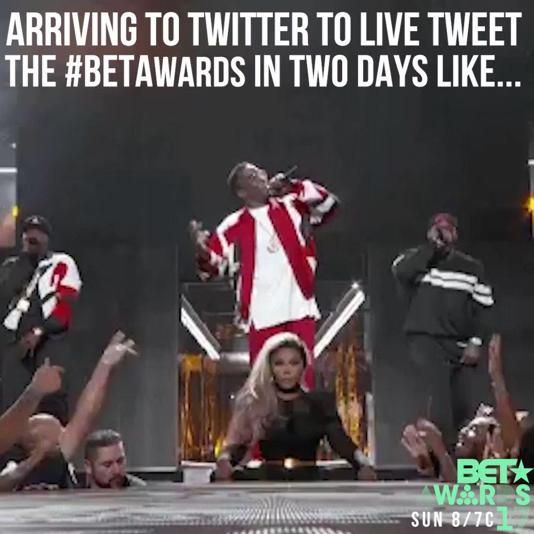 2 days! #BETAwards https://t.co/m8nOUxSoOm