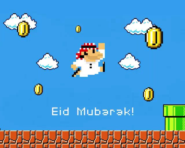 EID Mubarak to everyone around the world...