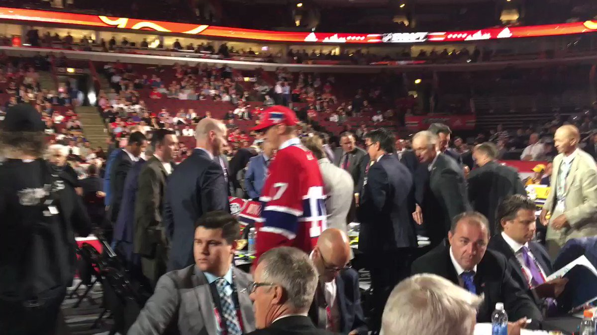 Cayden Primeau est le fils de Keith Primeau. Famille de hockeyeurs! ht...